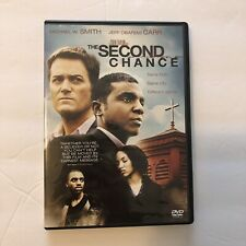 Second Chance [DVD] Complete with insert - Michael W. Smith Based on true story