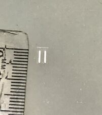 "x2 iPhone X 5.8"" water liquid damage indicator warranty sticker tag sensors seal"