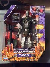 "Terminator Salvation 12"" T-600 Action Figure Playmates. New & Sealed."