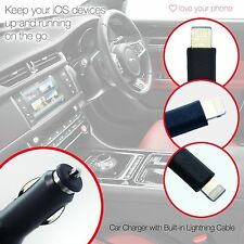 In Car Phone Charger For Apple iPhone 6 6s Plus SE 5s 5c 5 iPad Mini Air iPod