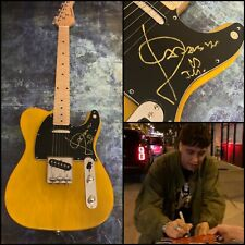 GFA The Strokes Frontman * JULIAN CASABLANCAS * Signed Electric Tele Guitar  COA