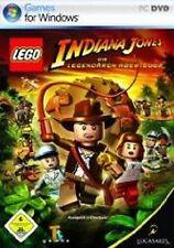 LEGO INDIANA JONES Legendäre Abenteuer DEUTSCH Top Zustand