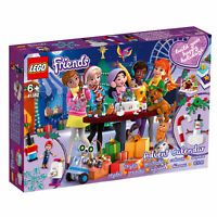 41382 LEGO Friends 2019 Advent Calendar 24 Doors to Open 330 Pieces Age 6 Years+