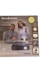 Brookstone Mini Pocket Projector