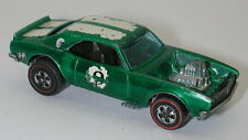 Redline Hotwheels Green 1970 Heavy Chevy oc15791