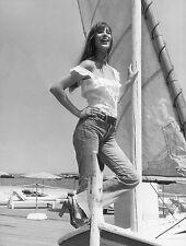 """Jane Birkin 10"""" x 8"""" Photograph no 5"""