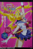 JAPAN Sailor Moon Crystal episodes / Sailor Moon Crystal Official First Book