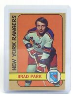 1972-73 Brad Park New York Rangers #114 OPC O-Pee-Chee Hockey Card I667