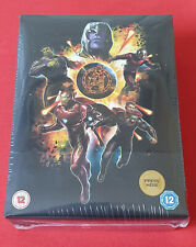 Avengers Endgame édition limitée Collector Blu-Ray 3D / 2D steelbook