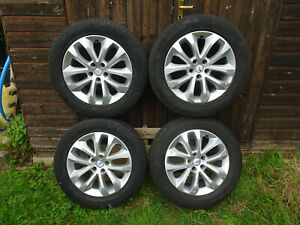 """Ford Kuga 17"""" Alloy Wheels and Tyres"""