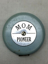 Vintage MOM Pioneer Master Tape Measure Made in USA