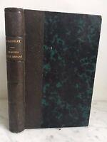 Mémoires d'une enfant Mme J.Michelet Paris L.Hachette et Cie 1867