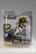 Troy Polamalu Variant McFarlane NFL Series 29 Fast Free Shipping