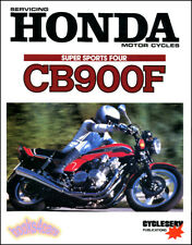 HONDA CB900F SHOP MANUAL SERVICE REPAIR BOOK 900 CB900