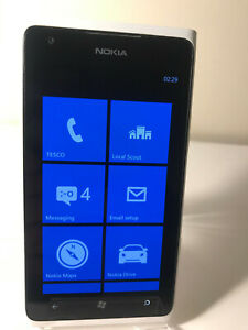 Nokia Lumia 900 - 16GB - White (Unlocked) Smartphone Mobile