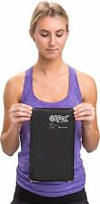 "Chattanooga ColPac Reusable Gel Ice Pack Cold Therapy (6.5""x11"") - Black"