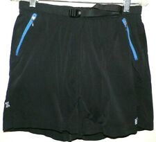 Women's Xl Zoic Lightly Padded Cycling Bicycle Shorts Style Princess