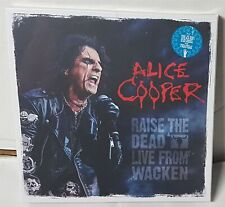 Alice Cooper Raise The Dead Live From Wacken LP Vinyl Record new