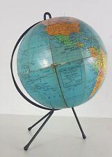Globe terrestre tripode Girard et Barrere