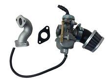 Kazuma Meerkat 50 Atv Oem Carburetor Complete Carb Assembly 50Cc Mini Quad New