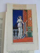 Journal Dames Modes n° 26,   pl. 54 et 55 Pichenot et Vallée  10/02/1913 complet