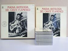 7991642 RARE - Antologia Del Cante Flamenco 10-CD BOX SET 2008 (Guitar Spanish)