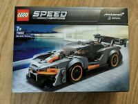 LEGO Speed Champions McLaren Senna (75892) Racing Car Set New - Free P&P