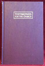 Testimonies for the Church Volume Seven Ellen G White Father's Day Gift