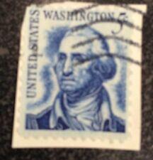 Stamp, U.S.A. Washington 5 cents United States