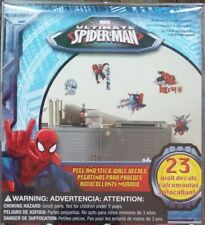 Ultimate Spider-Man Edgy 23 Peel & Stick Removable Wall Sticker Decals Posters
