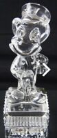 WATERFORD CRYSTAL 1999 JIMINY CRICKET DISNEYANA FIGURINE LE NIB COA