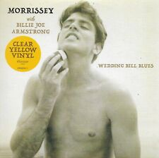 "MORRISSEY - Wedding Bell Blues - 7"" - Clear Yellow Vinyl - Etienne - 538483611"