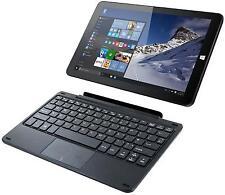Linx 10 Windows 10 Tablet with Keyboard 32GB Intel Quad Core Grade A+ 10 Screen