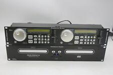 American Audio DCD-Pro 310 MKII Dual CD Player in Orig Box, Great Shape !