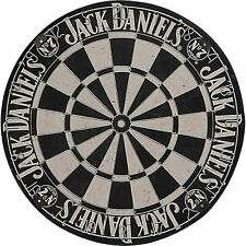 New listing Jack Daniel's Old No. 7 Dartboard Cabinet Set- 21.5in.W x 25.5in.H x 3.5in.D
