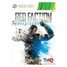 Xbox 360 Red Faction Armageddon PAL UK With Manual