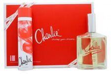Revlon Charlie Red Eau Fraiche Gift Set 100ml Christmas Gift NEW