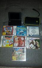 Nintendo 3ds xl mit 7 spiele