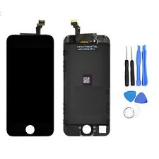 LCD Lens Touch Screen Display Digitizer Replacement for iPhone 6 Black + 8 Tools