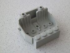 Lego 30149# 1x Sitz 6x5x2 grau alt hellgrau 5986 5934 7414