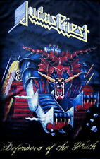 "JUDAS PRIEST FLAGGE / FAHNE ""DEFENDERS OF THE FAITH"" POSTERFLAG"