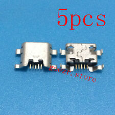 5 X Micro USB Charging Sync Port Charger For ZTE N5 N9510 N9520 Z970 Z787 Z987