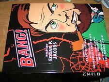 BANG ! n°4 Edgar P Jacobs Chat de Geluck Verbeck à David Lynch