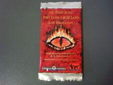 Juego de Cartas El Señor de los Anillos sobre Los Dragones JOC 1995