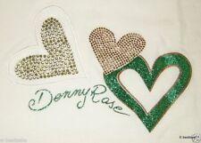Denny Rose maxi maglia avorio t-shirt D493C Tag S, M, L