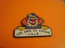 pins pin cirque clown circus lille