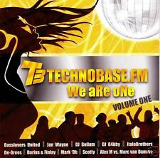 CD TechnoBase FM Clubinvasion 1 von Various Artists 2CDs