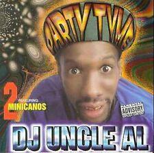 New: DJ Uncle Al: Party Time  Audio Cassette