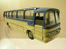 TEKNO DENMARK 950-207 MERCEDES-BENZ 0302 BUS COACH BLUE-CREAM 1:50