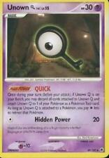 Unown Q 49/100 Majestic Dawn Non Holo Uncommon Near Mint NM Pokemon DNA GAMES